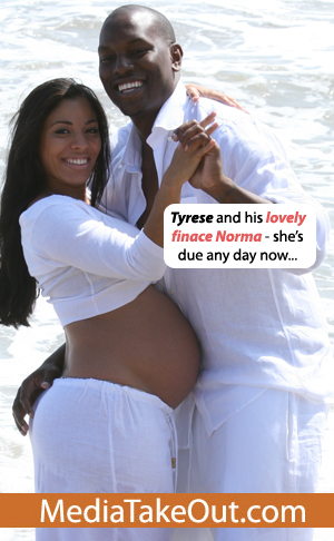 tyrese and family