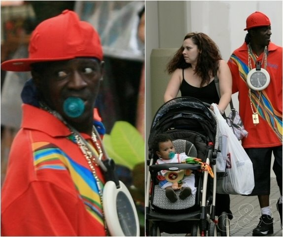 flavor flav and baby