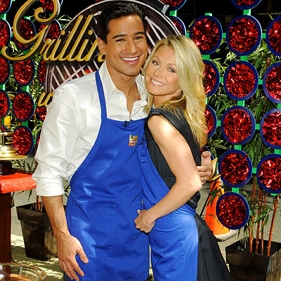 Mario Lopez Doesnt Just Dance He Cooks Too New York State Of Mind