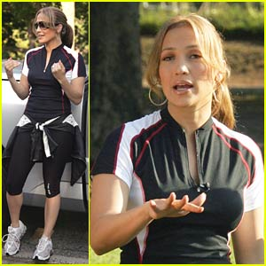 Jennifer Lopez Triathlon