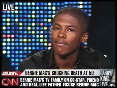 Jordan From Bernie Mac Show Now