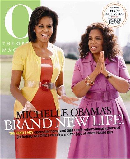 Winfrey Michelle Obama