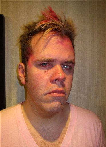 Perez Hilton Punched