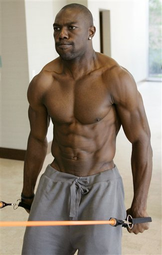 Cowboys Terrell Owens Football