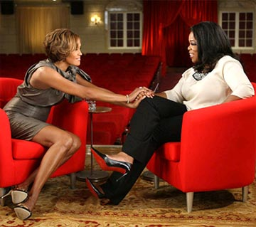 Whitney-Oprah